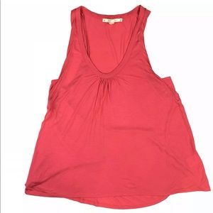 Soft Joie Pink Tank Top XS Blouse Flowy Pink